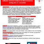 Indbydelse til åbent stævne Btk Tateni