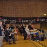 Deltagerliste til Spar Nord Cup