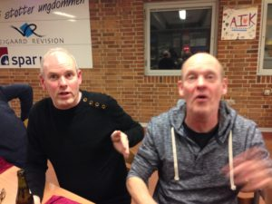 John og Stig