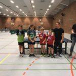 Medaljeliste fra Btk Tateni´s ungdomsstævne 4-11-18