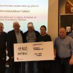 Spar Nord Fonden – hjælp til stævner